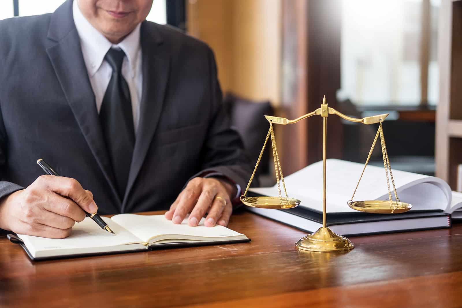 Hiring A Private Attorney