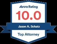 Avva Rating for Top DUI Attorney Utah
