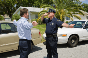 field sobriety test for utah dui