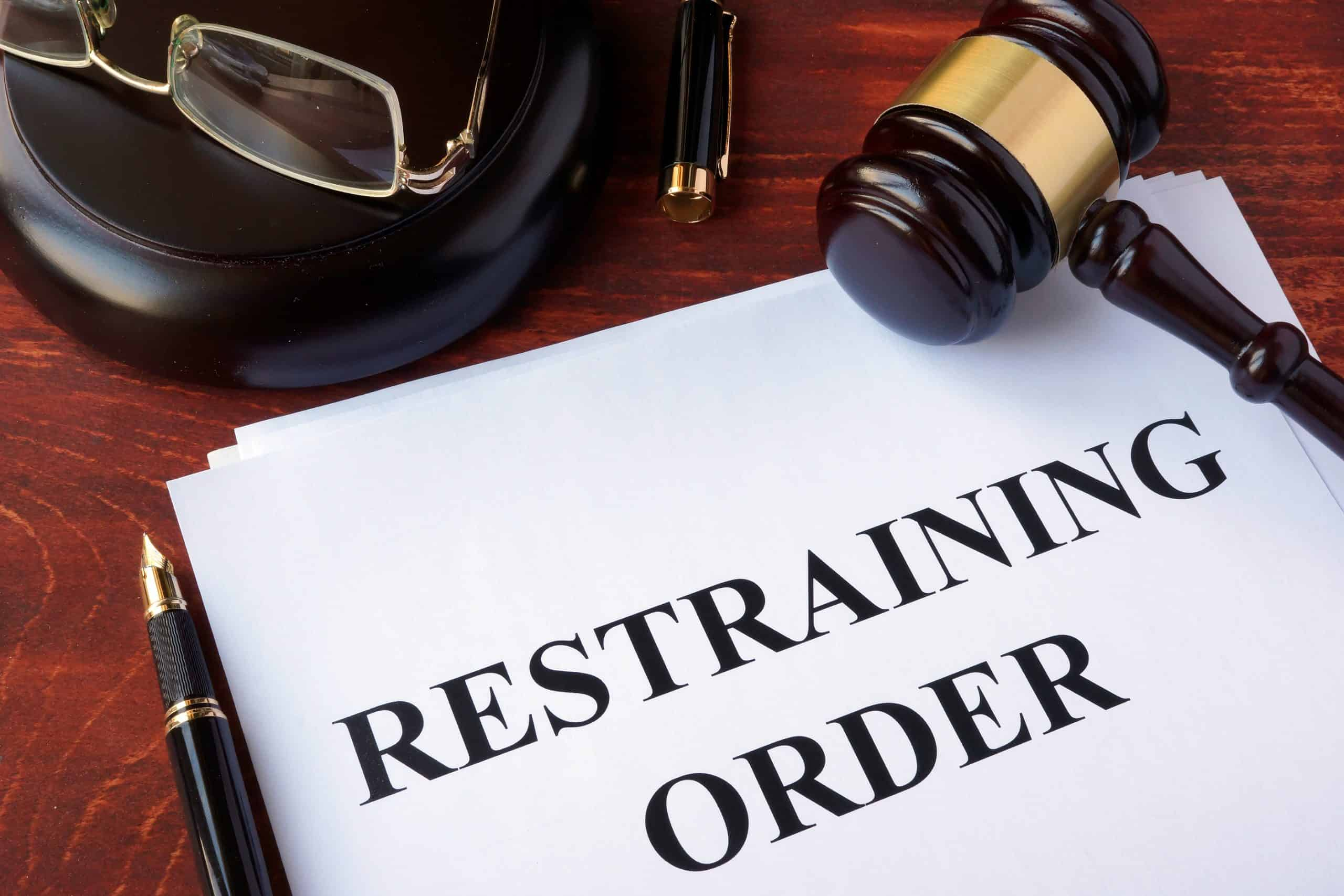 What You Need To Know About A Restraining Order in Utah